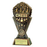PK168 - Cosmos Chess Trophy (2 Sizes)