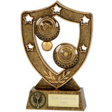 Shield Star Lawn Bowls Trophy