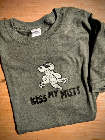 Tee Kiss My Mutt Men's Tee