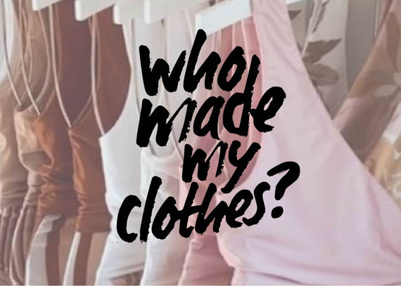 FRW 2021: #WhoMadeMyClothes