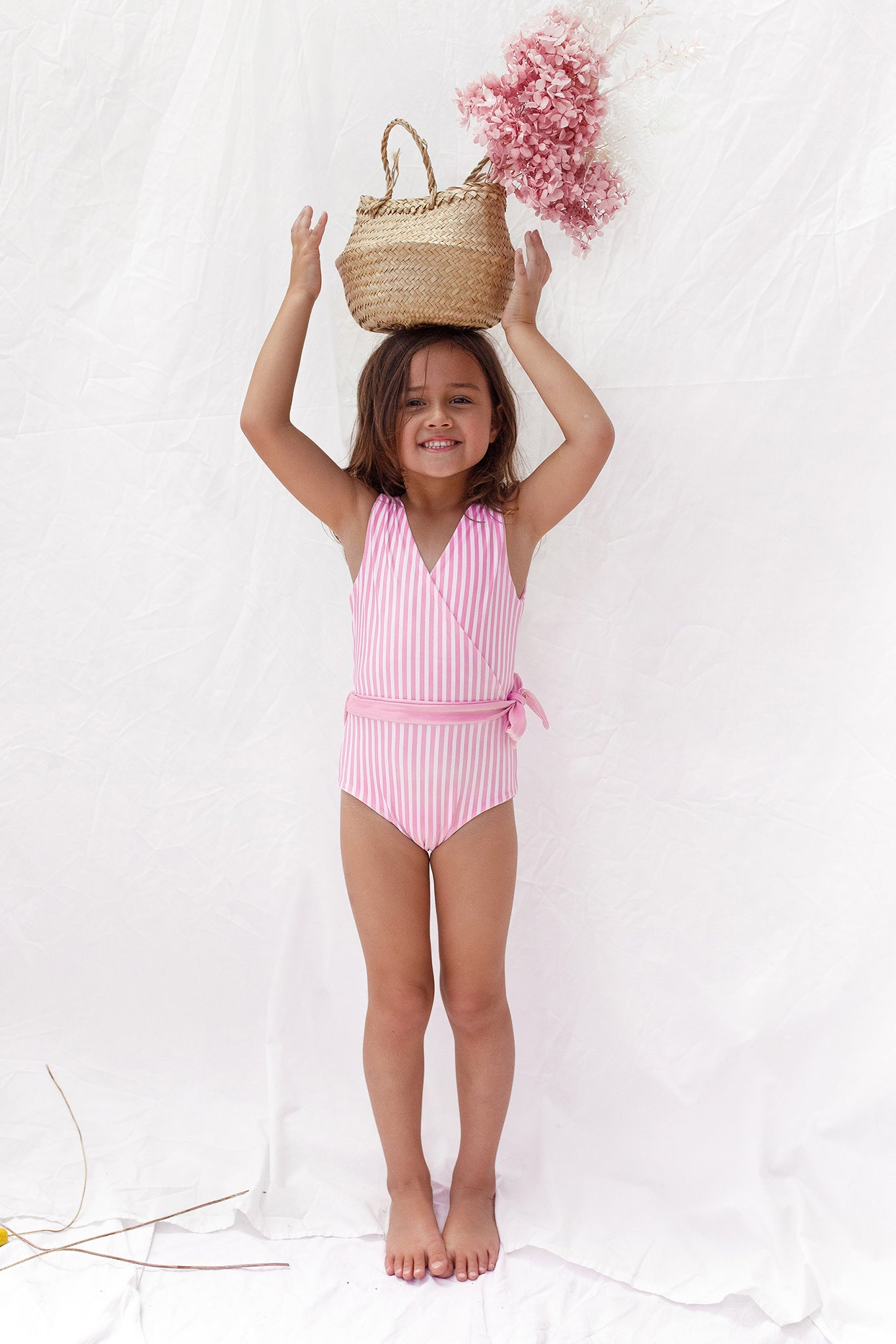 Girls swimsuit age 5