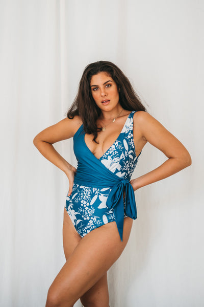 Tahiti Reversible Wrapsuit