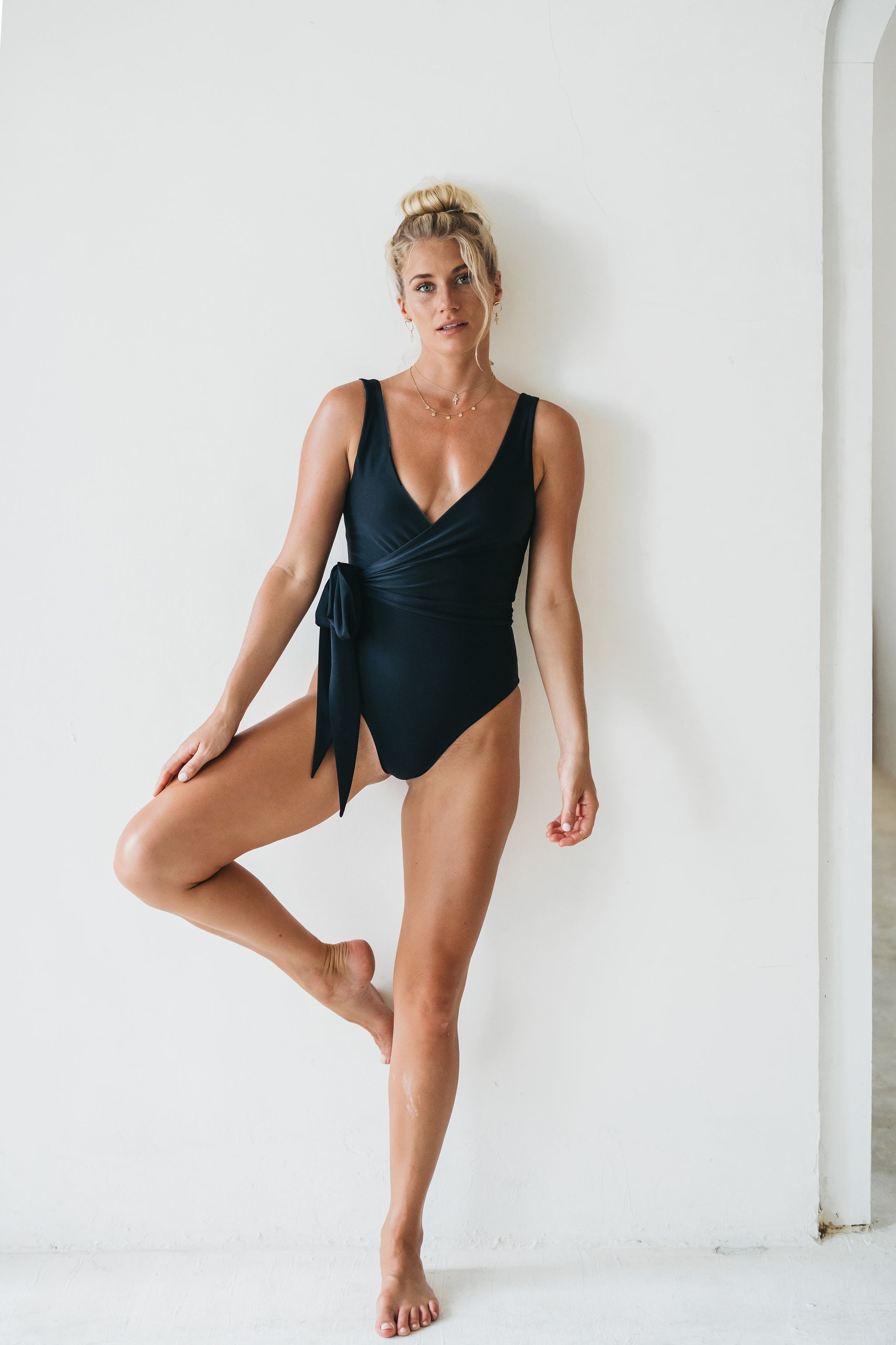 Palm Springs Reversible Wrapsuit