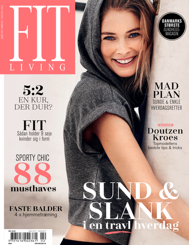 FIT LIVING, January 2017