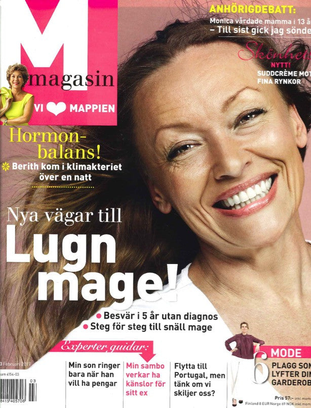 M MAGASIN SE, March 17