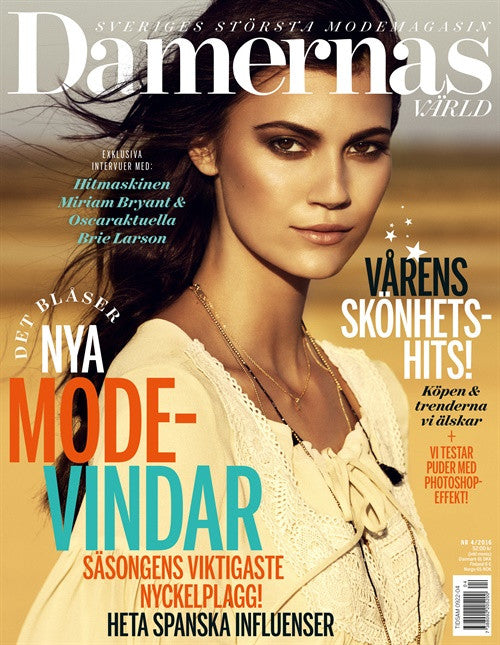 Damernas Vairld February 2016