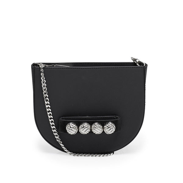 crossbody bag with detachable strap