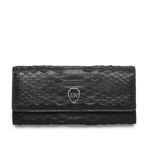 Bree black wallet