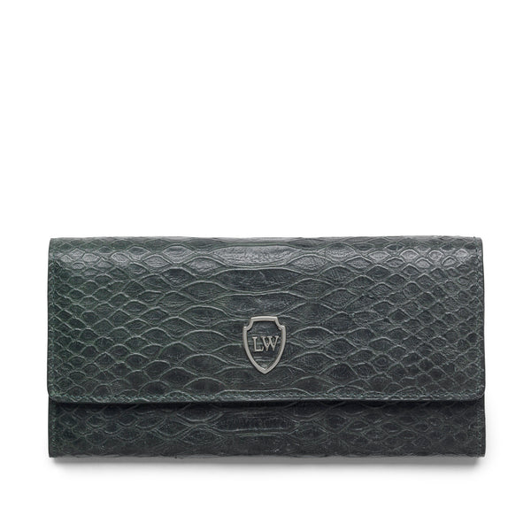 Bree green wallet