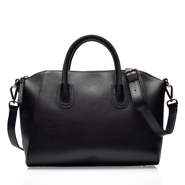 Panther black silver bag