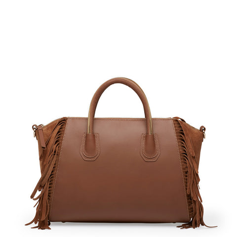 Holly taba/cognac gold bag