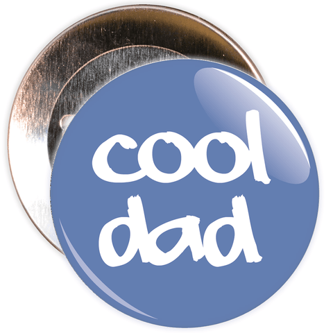 Cool Dad Badge
