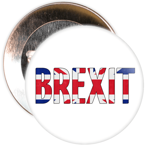 Brexit European Badge