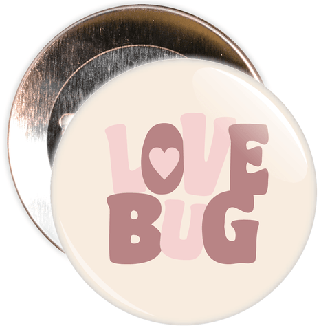 Love Bug Valentine's  Day Badge