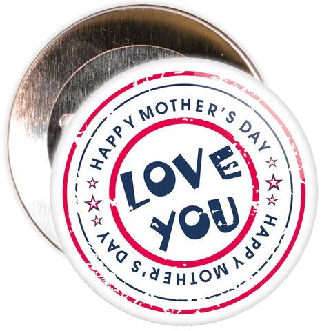 Happy Mother's Day Badge