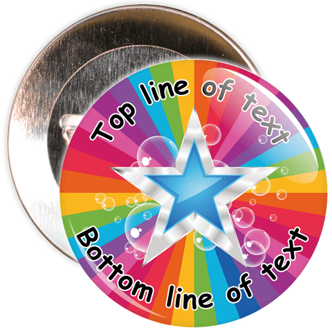 Customisable Generic School Award Badge