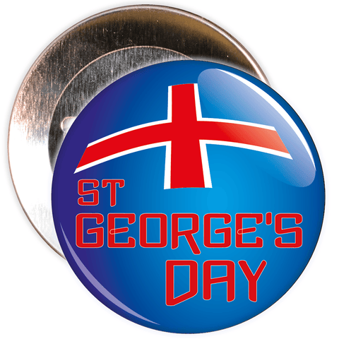 St George's Day Badge
