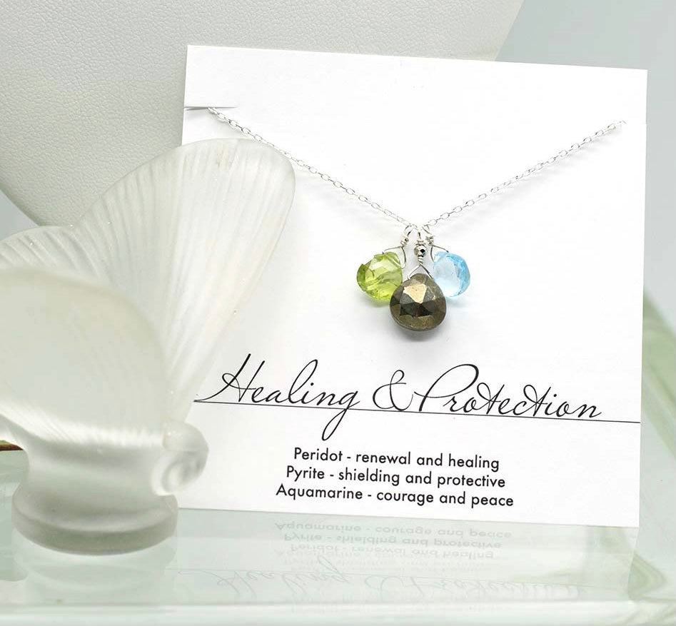 Healing & Protection Necklace