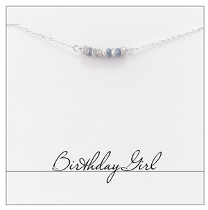 Load image into Gallery viewer, Birthday Girl Necklace