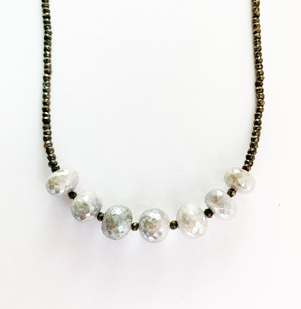 Silverite Leilia Necklace