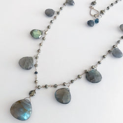 Ramble Labradorite Necklace