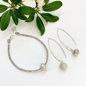 Load image into Gallery viewer, Silverite Luna Simple Bracelet