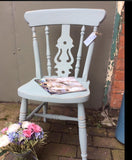 Painted french country style vintage extendable table. SOURCED TO ORDER