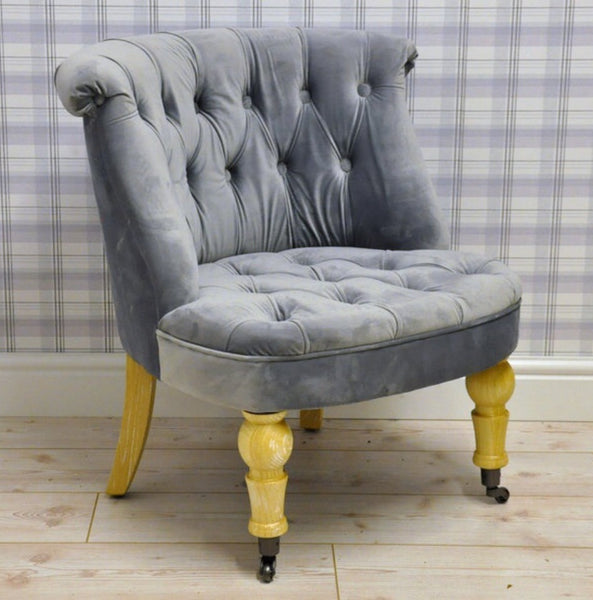 Statement French style chair