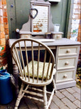 Upcycle your own loved vintage pieces...suppliers to The Great British Bake Off