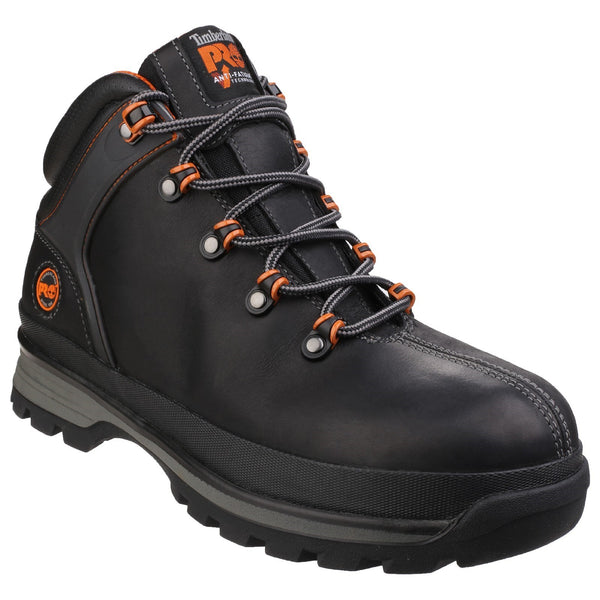 Black Splitrock XT Lace-up Safety Boot