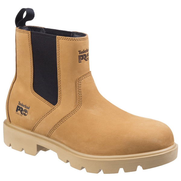 8047df6b5eb Wheat Sawhorse Dealer Slip on Safety Boot – TimberlandPRO