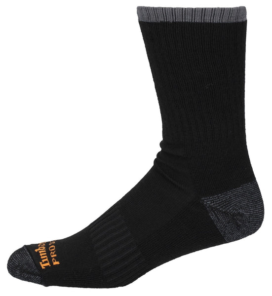 Black Wool Sock 2 Pk