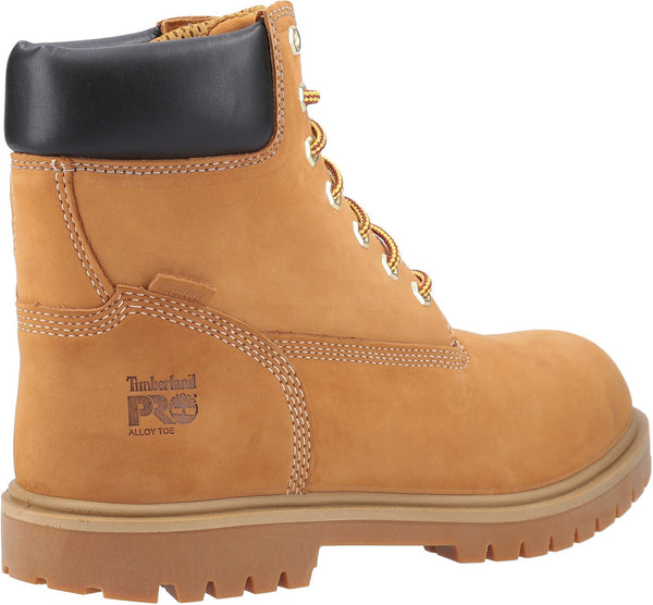 Wheat Iconic Safety Toe Work Boot