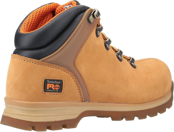 Wheat Splitrock XT Composite Safety Toe Work Boot