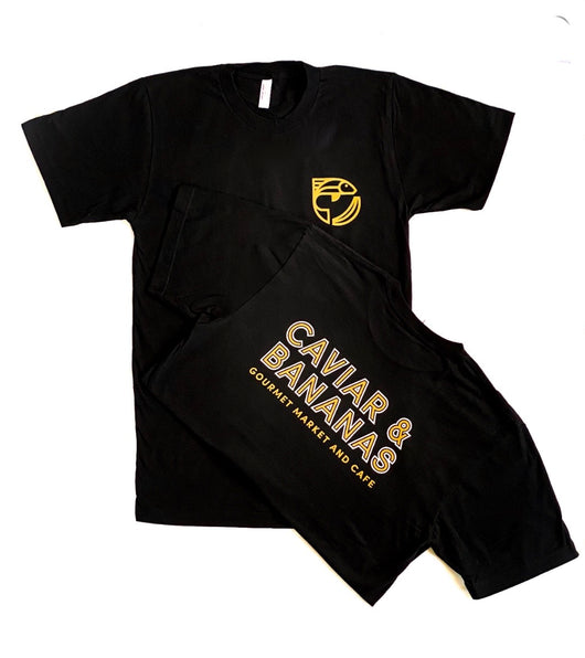 C&B T-Shirt - Black