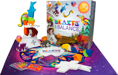 Beasts of Balance Exclusive Edition