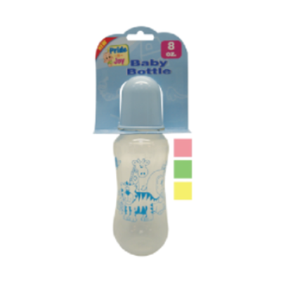 Baby Bottle (8 oz) - 48/case