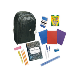 Pre-filled Backpack (17 pc) - 18/case