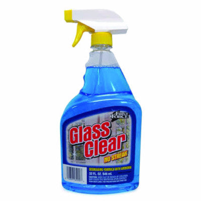Glass Cleaner (32 oz) - 12/case