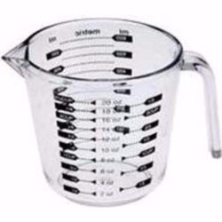 Measuring Cup (20 oz) - 48/case