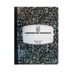 Composition Notebook (100 Sheets) - 48/case