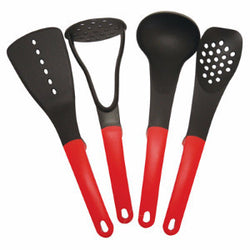 Nylon Utensil Set (4 pc) - 48/case