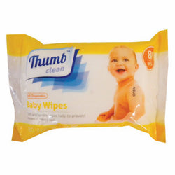 Baby Wipes Refill (80 ct) - 12/case