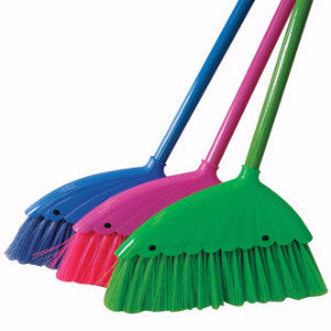 Broom w/ Handle - 24/case