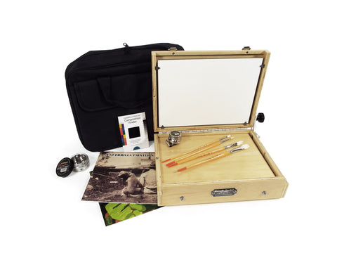 9x12 LapTop Box™ Oil and Acrylic Kit