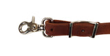 Leather Shoulder Strap Clip