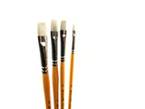 Medium Handle Bright Brushes