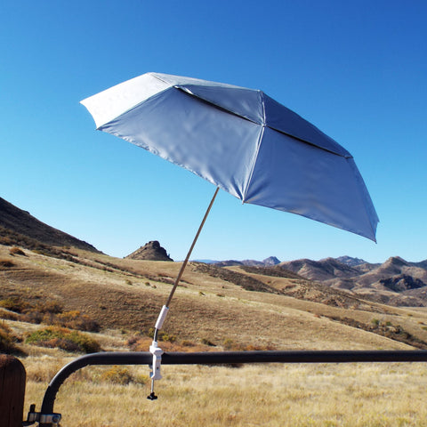 Multi-Mount Umbrella Outside