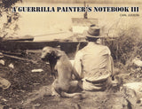 A Guerrilla Painter's Notebook Vol 3 Cover