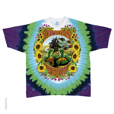 Grateful Dead Men's Terrapin Station T-Shirt